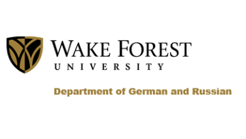 Wake Forest University - German and Russian logo