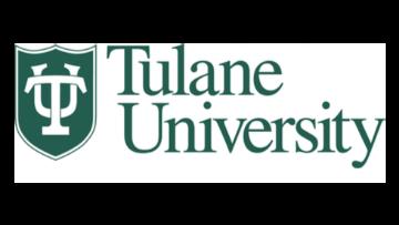 Tulane University English Department logo