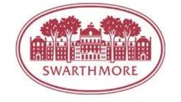 Swarthmore College Department of Spanish logo