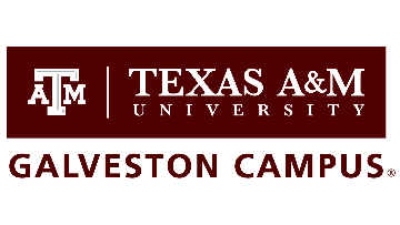 Texas A&M University-Galveston campus logo