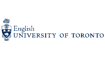 Department of English, University of Toronto logo