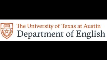 University of Texas at Austin Department of English logo