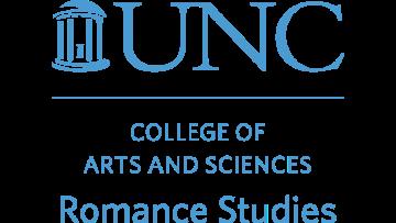 The University of North Carolina at Chapel Hill - Department of Romance Studies logo