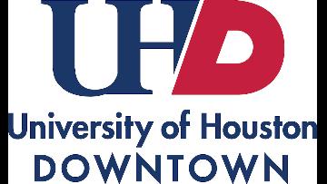Department of English, University of Houston-Downtown logo