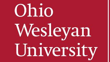 Ohio Wesleyan University, Department of English logo