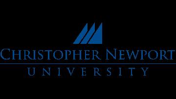 Christopher Newport University logo