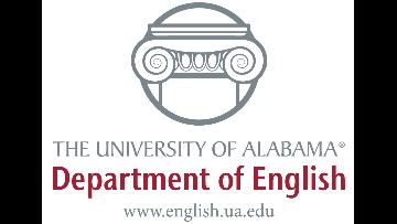 The University of Alabama Department of English logo
