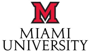Miami University logo