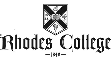 Rhodes College Department of English logo
