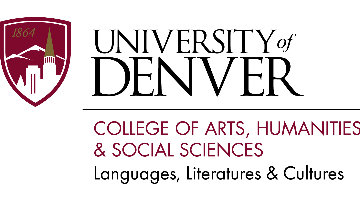 University of Denver - Department of Languages, Literatures and Cultures logo