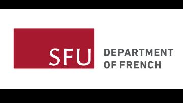 Simon Fraser University - Department of French logo