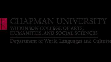 Chapman University Languages logo