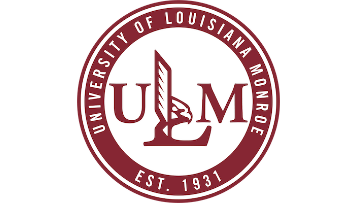 University of Louisiana at Monroe - Humanities - English logo