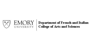 Emory University - Department of French & Italian logo