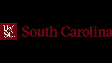 University of South Carolina, English logo