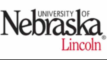 University of Nebraska-Lincoln, Dept of English logo