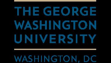 George Washington University, Department of English logo
