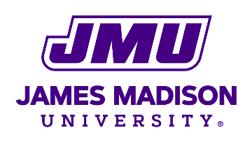 James Madison University, English Department logo
