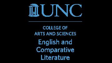 UNC Chapel Hill English & Comparative Literature Department logo