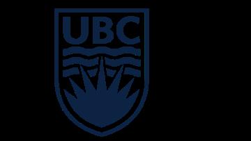 Department of English Language and Literatures, University of British Columbia logo